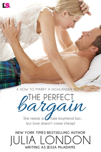 The Perfect Bargain ebook by Julia London