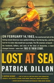 Lost at Sea ebook by Patrick Dillon