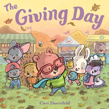 The Giving Day ebook by Cori Doerrfeld
