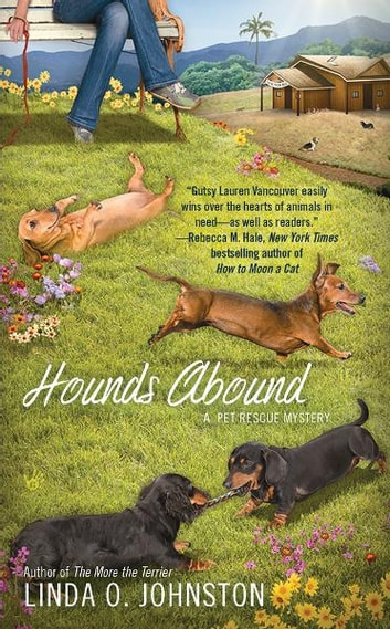 Hounds Abound ebook by Linda O. Johnston