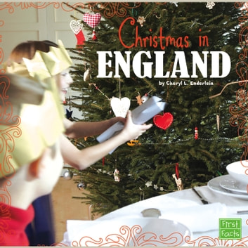 Christmas in England audiobook by Cheryl Enderlein