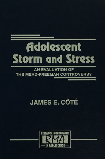 storm and stress adolescence Explore how adolescents from the majority of world perceive and cope with stress in the domains of parents, peers, and culture key words: adolescence, transition, metacognition, peer.