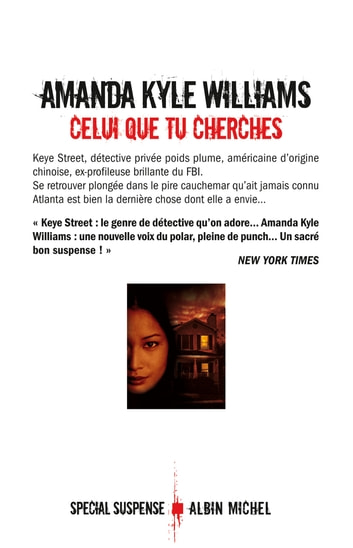Celui que tu cherches ebook by Amanda Kyle Williams