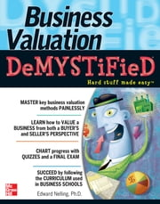 Business Valuation Demystified ebook by Edward Nelling