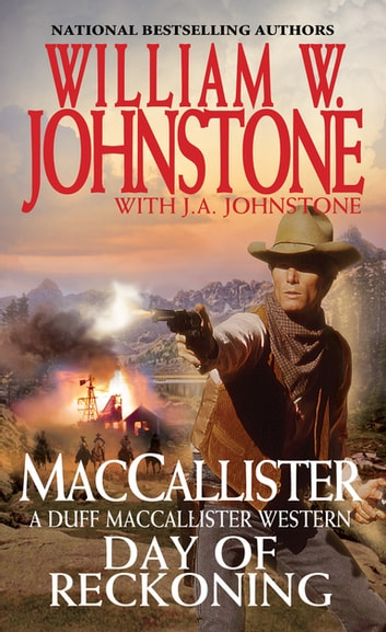 Day of Reckoning ebook by William W. Johnstone,J.A. Johnstone