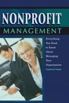 Nonprofit Management ebook by Chastity L. Weese