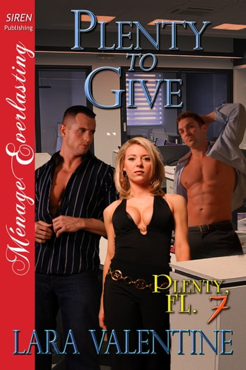 Plenty to Give ebook by Lara Valentine
