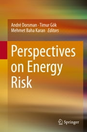 Perspectives on Energy Risk ebook by André Dorsman,Timur Gök,Mehmet Baha Karan