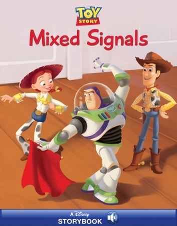 toy story 3 mixed signals disney book group 9781484752029