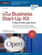 Small Business Start-Up Kit, The ebook by Peri Pakroo