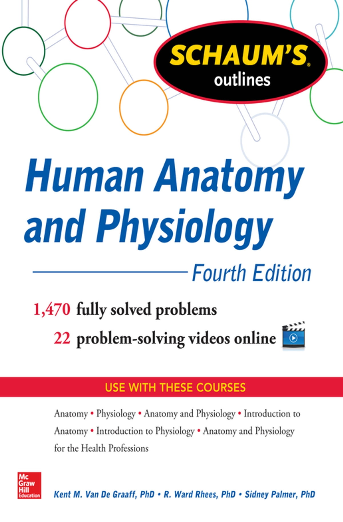 Schaum\'s Outline of Human Anatomy and Physiology eBook by Kent Van ...