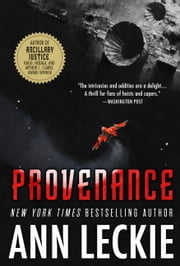 Provenance ebook by Ann Leckie
