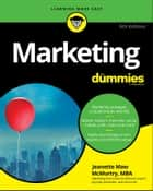 Marketing For Dummies ebook by Jeanette McMurtry
