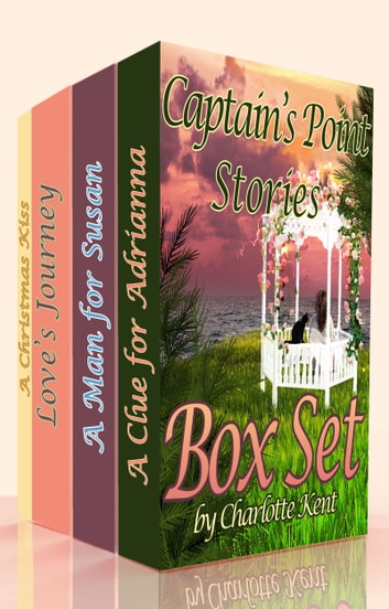 Captain's Point Stories Box Set ebook by Charlotte Kent