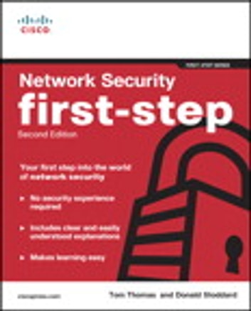 Network Security First-Step ebook by Thomas M. Thomas,Donald Stoddard