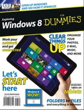 Exploring Windows 8 For Dummies ebook by Galen Gruman
