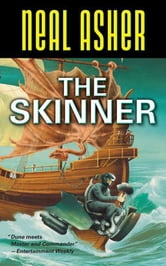 The Skinner ebook by Neal Asher
