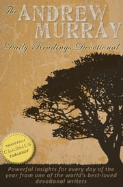 ANDREW MURRAY Daily Readings Devotional ebook by Andrew Murray