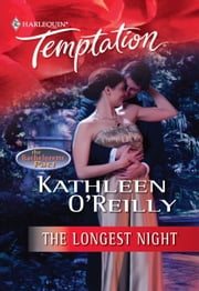 The Longest Night (Mills & Boon Temptation) ebook by Kathleen O'Reilly