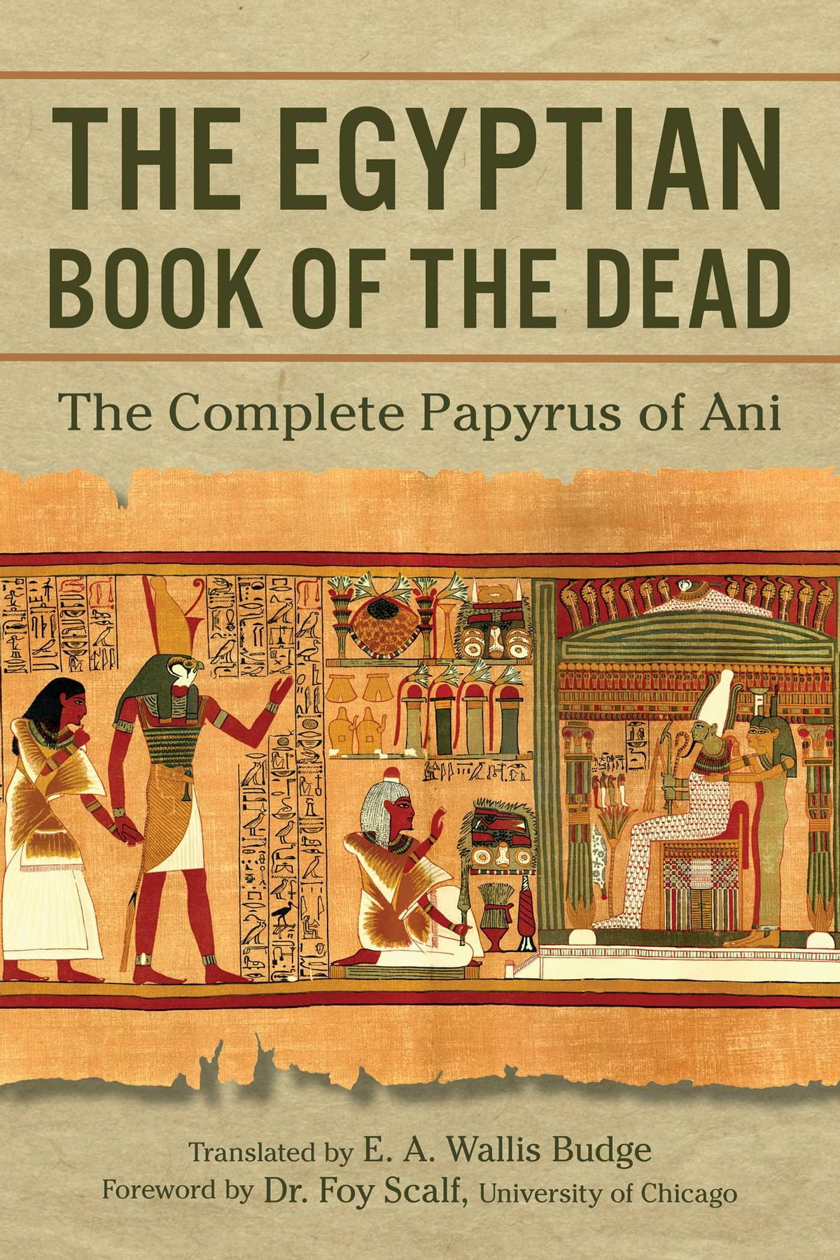 The Egyptian Book of the Dead eBook by E.A. Wallis Budge ...