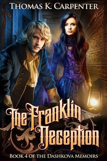 The Franklin Deception ebook by Thomas K. Carpenter