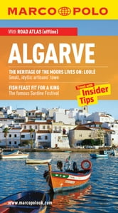 Algarve Marco Polo Travel Guide: Travel With Insider Tips ebook by Rolf Osang