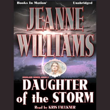 Daughter Of The Storm audiobook by Jeanne Williams
