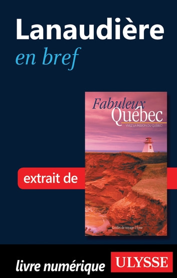 Lanaudière en bref ebook by Collectif