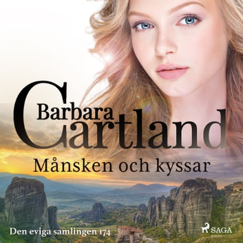 Månsken och kyssar audiobook by Barbara Cartland