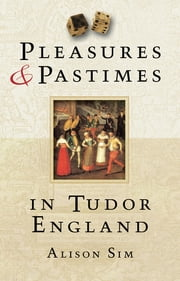 Pleasures and Pastimes in Tudor England ebook by Alison Sim