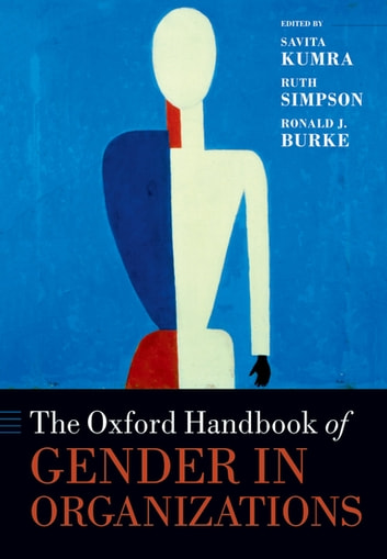 The Oxford Handbook of Gender in Organizations ebook by