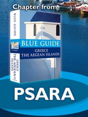 Psara - Blue Guide Chapter ebook by Nigel McGilchrist