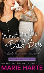What to Do with a Bad Boy ebook by Marie Harte