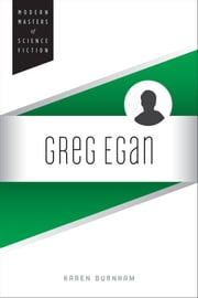 Greg Egan ebook by Karen Burnham