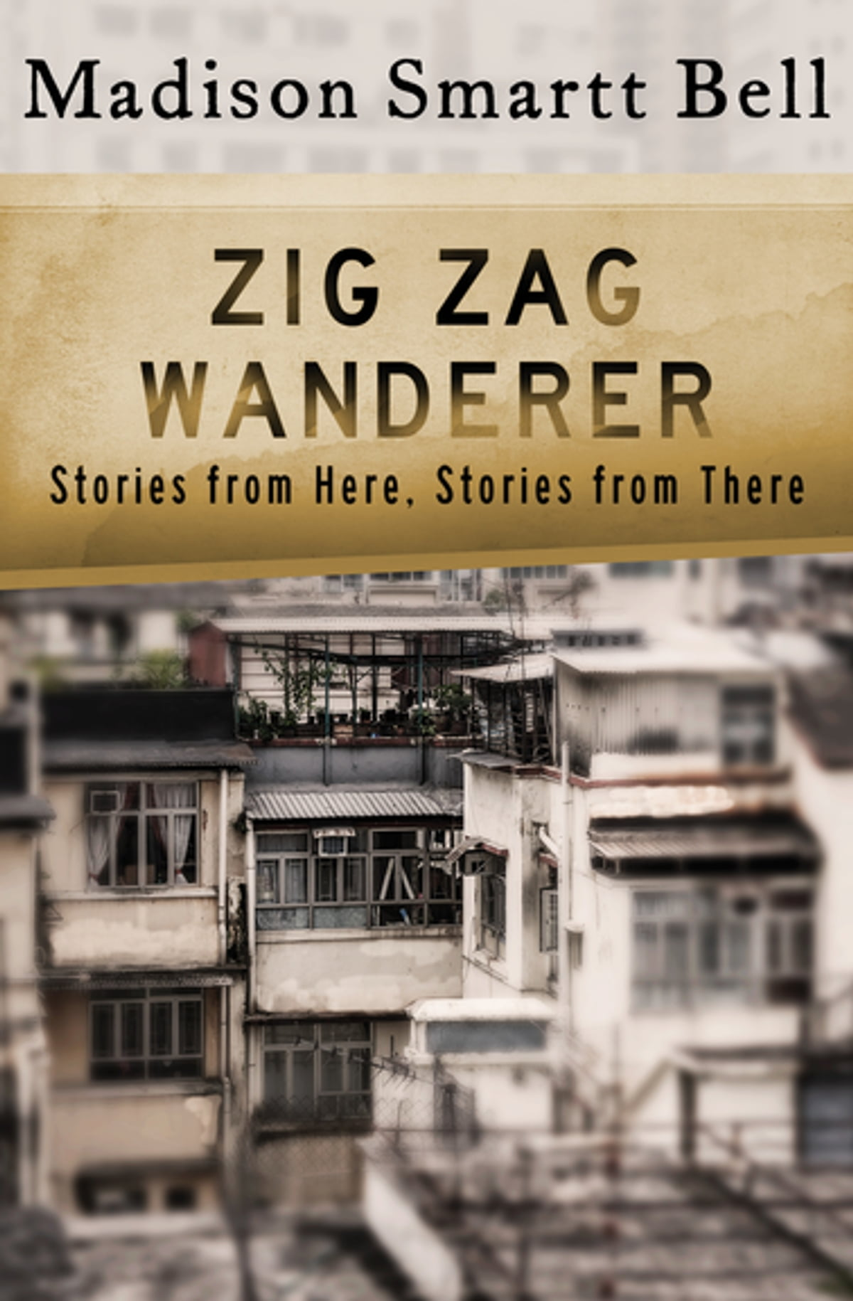 Madisons Central Library Today Heres >> Zig Zag Wanderer Ekitaplar By Madison Smartt Bell Rakuten Kobo