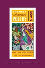 The Best American Poetry 2013 ebook by David Lehman