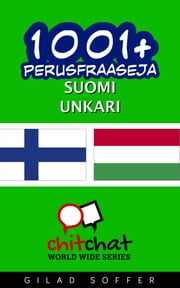 1001+ perusfraaseja suomi - unkari ebook by Gilad Soffer