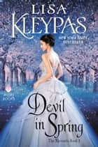 Devil in Spring ebook door Lisa Kleypas