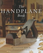 The Handplane Book ebook by Garrett Hack