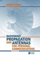 Fixed-Site Antenns : Chapter 2 from Radiowave Propagation & Antennas for Personal Communications ebook by Siwiak, Kazimierz