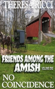 Friends Among The Amish-Volume 1- No Coincidence ebook by Theresa Ricci