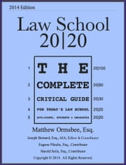Law School 20|20 ebook by Matthew Ormsbee