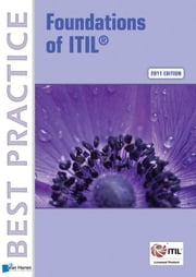 Foundations of ITIL ebook by Bernard, Pierre