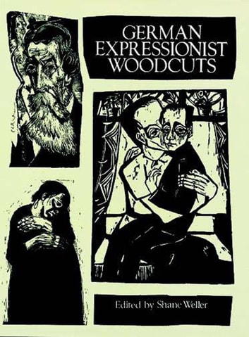 German Expressionist Woodcuts ebook by