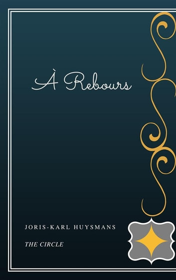 À Rebours ebook by Joris,Karl Huysmans