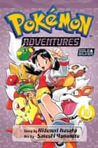 Pokémon Adventures (Gold and Silver), Vol. 10 - A New Adventure Begins! ebook by Hidenori Kusaka, Mato, Satoshi Yamamoto