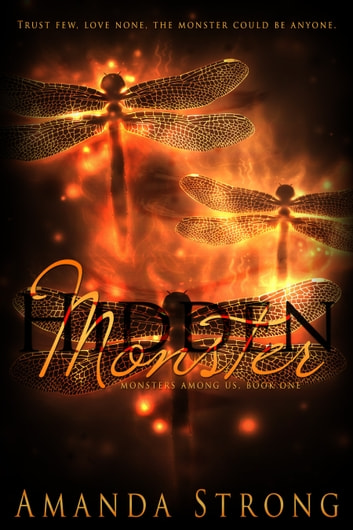 Hidden Monster ebook by Amanda Strong