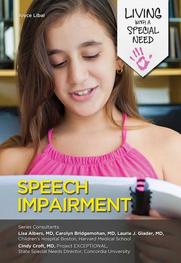 Speech Impairment ebook by Joyce Libal