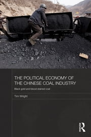 The Political Economy of the Chinese Coal Industry - Black Gold and Blood-Stained Coal ebook by Tim Wright