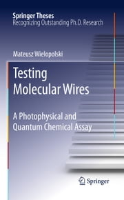 Testing Molecular Wires - A Photophysical and Quantum Chemical Assay ebook by Mateusz Wielopolski